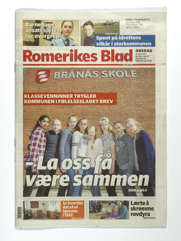 Romerikes Blad (Foto/Photo)