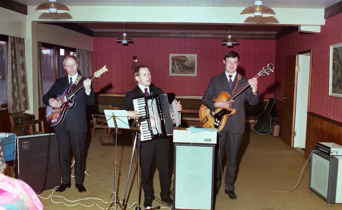 Rotary avd. Strømmen har fest på Carlton Hotell, Lillestrøm