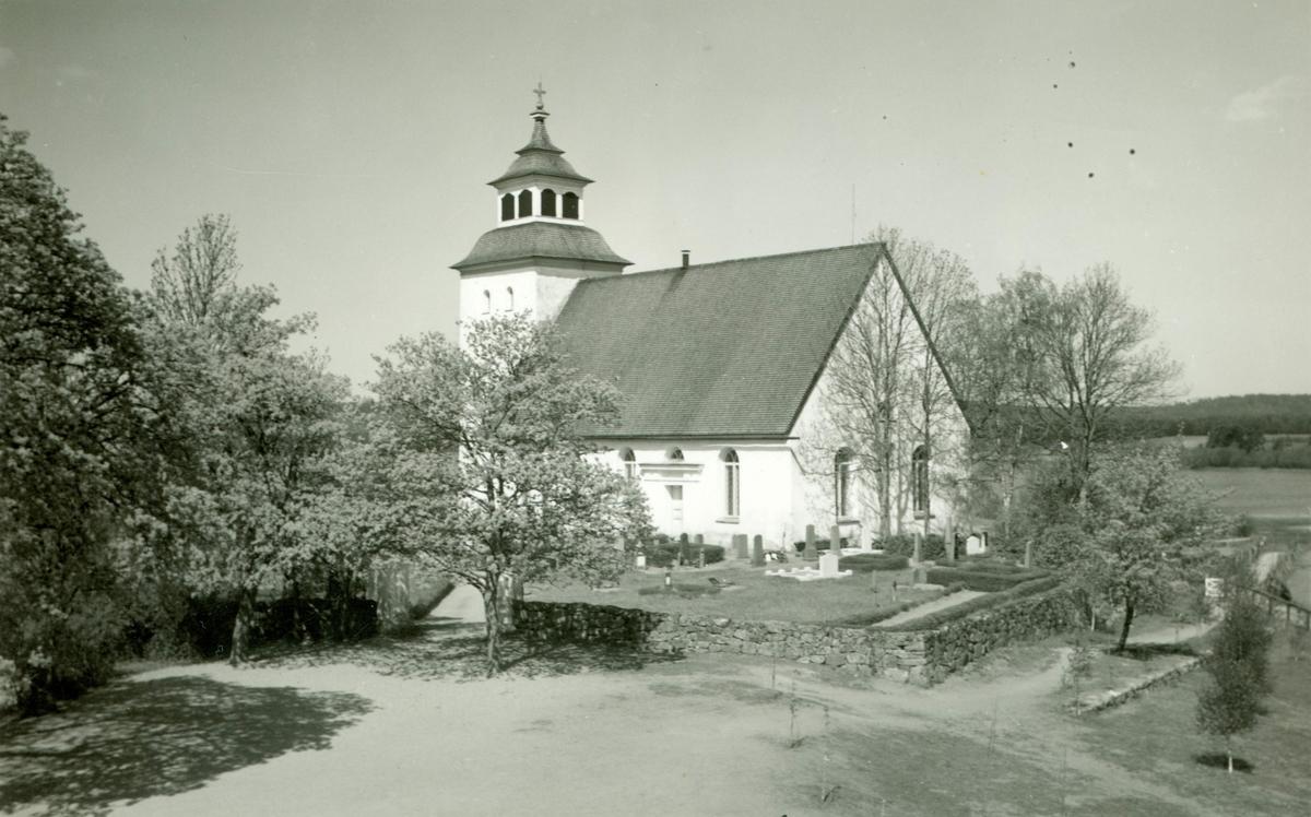 Kyrkan i Järeda.