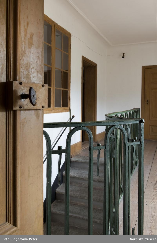 Svindersvik Interiörer Huvudbyggnaden Stora huset Familjen Grill.