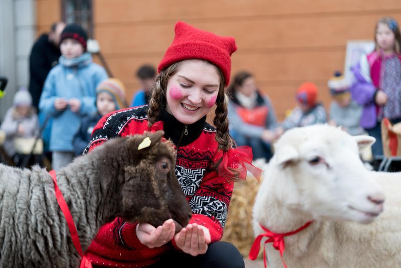 Julemarked på Bogstad Gård (Foto/Photo)