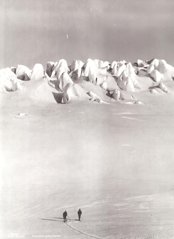 Hardangerjøkulen 1908 (Foto/Photo)