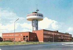 Sjöbefälsskolan i Kalmar. Denna byggdes för att ersätta  den