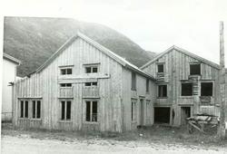 Skjervgata 5,før restaureringa.