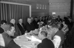 """februar-mars-april 1963"" .Fra begravelsen til Sverre Jakobs"