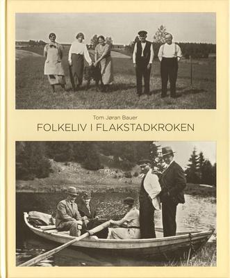 Folkeliv_i_Flakstadkroken_-_Av_Tom_Jran_Bauer_-_Gamle_Hvam_museum_-_MiA_Museene_i_Akershus.jpg. Foto/Photo