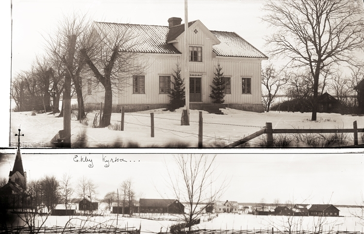 Björsgården, Ekby.
