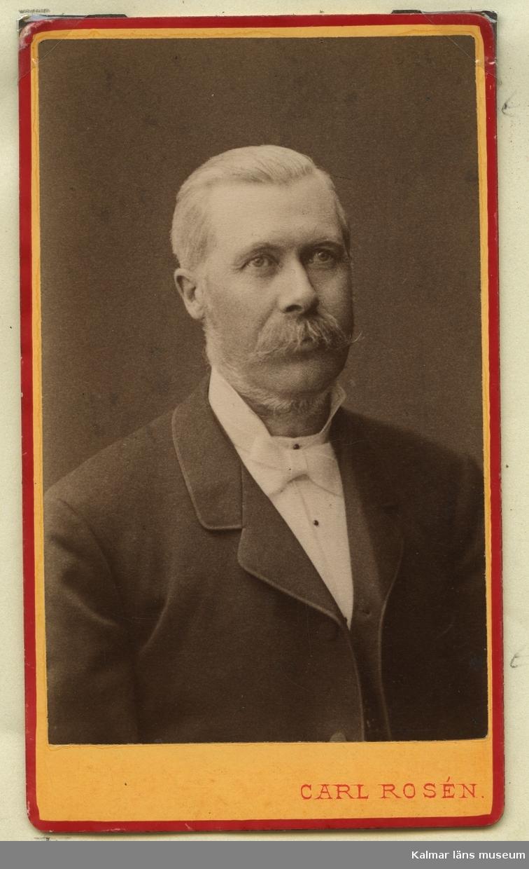 Inspektorn Frans August Werdenhoff, Hornsberg i Tryserums socken.
