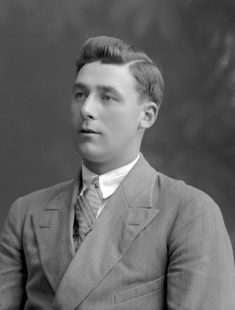 Sven Andersson, Nedansjö by
