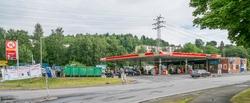 Statoil bensinstasjon omdannes til en Circle K stasjon Haman