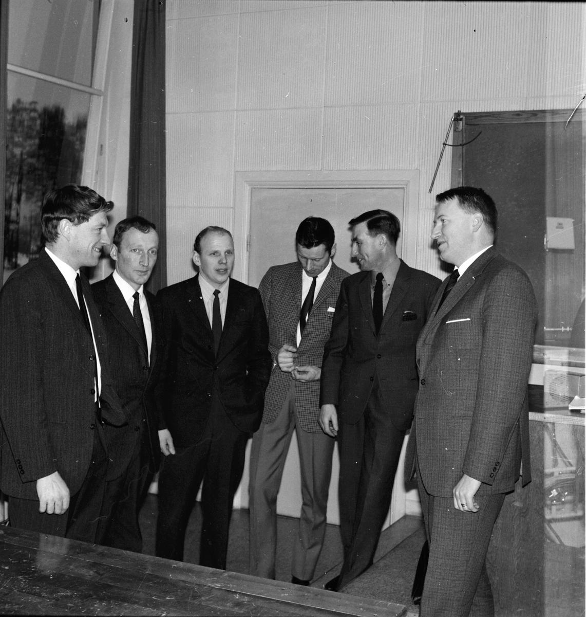 Arbrå, Nytorp, Ny kurs, 30 Januari 1969