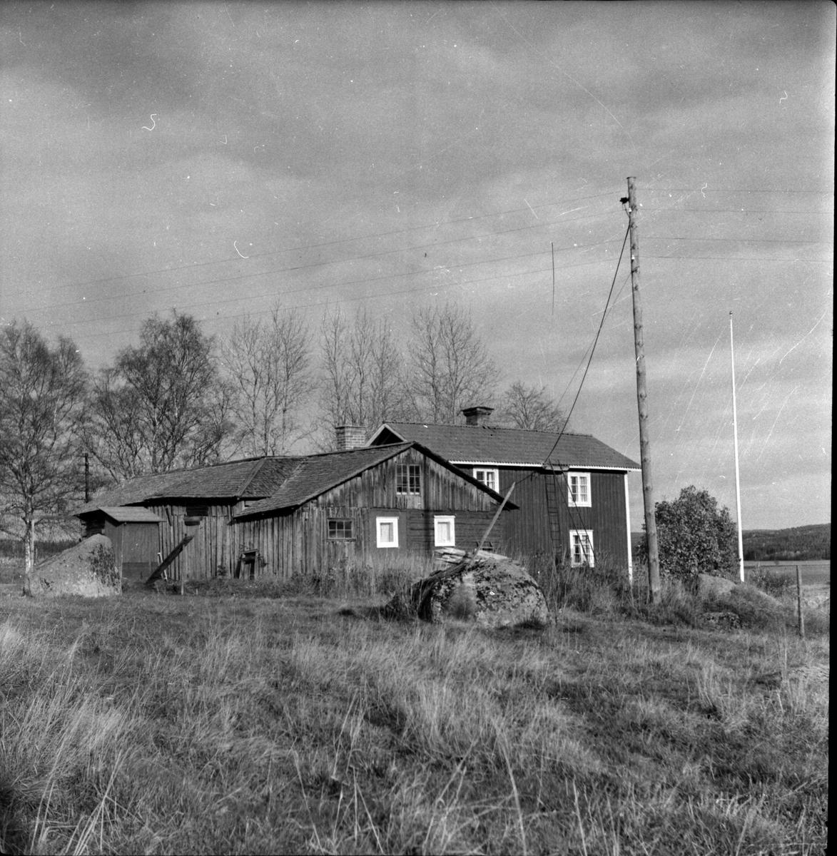 Arbrå, Postm JA Flink, Mars 1968