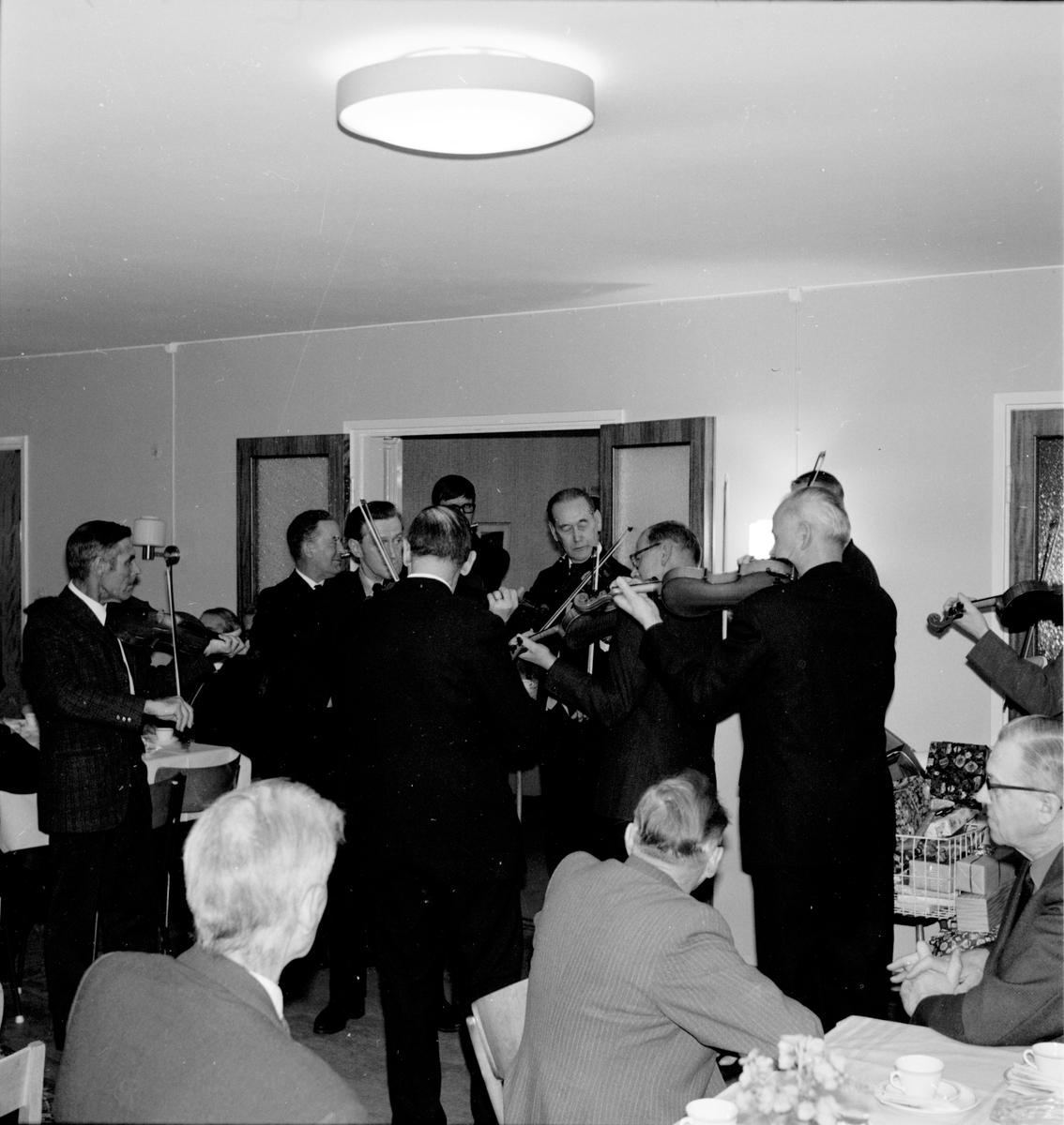 Arbrå, Csardasfurstinnan hos Oscar på Vågen, 16 Januari 1969