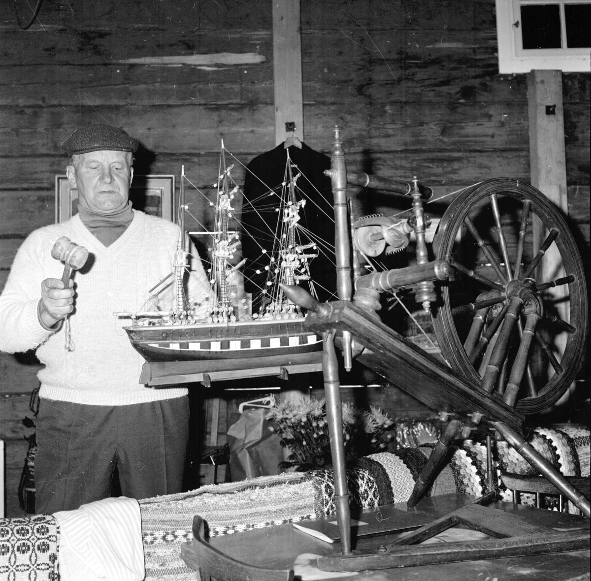 Arbrå, Auktion på Fornhemmet, September 1971