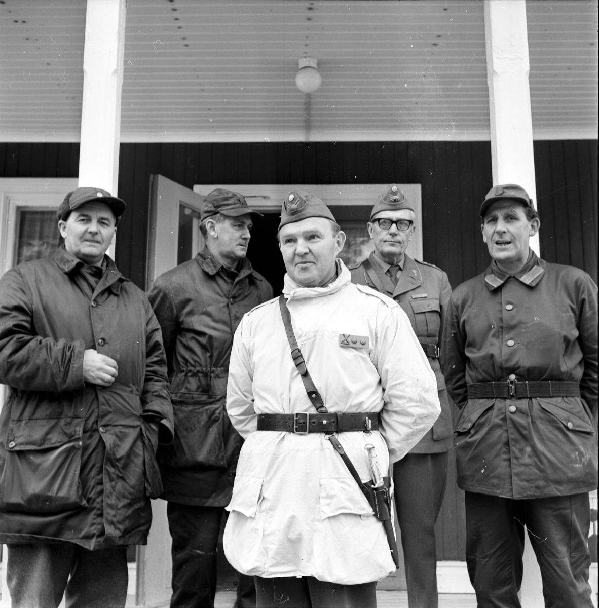Stagården,Nygården, Ankarcrona,Westerlund, 17 Februari 1967