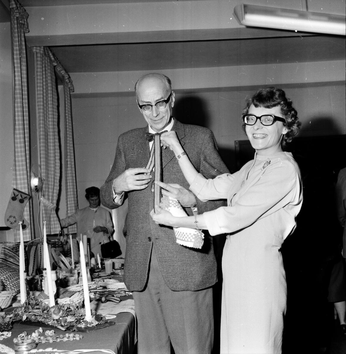 Nytorpsskolan, Kurs för sysselsättningshandledare, 1964