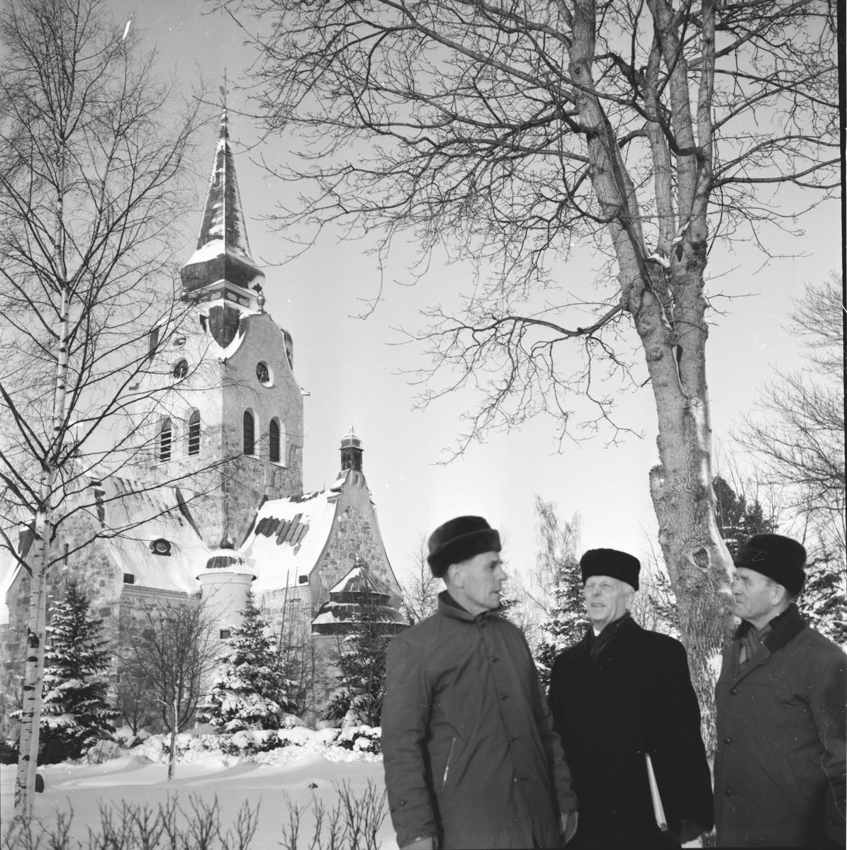 Söderala, kyrkan, 15 dec 1965