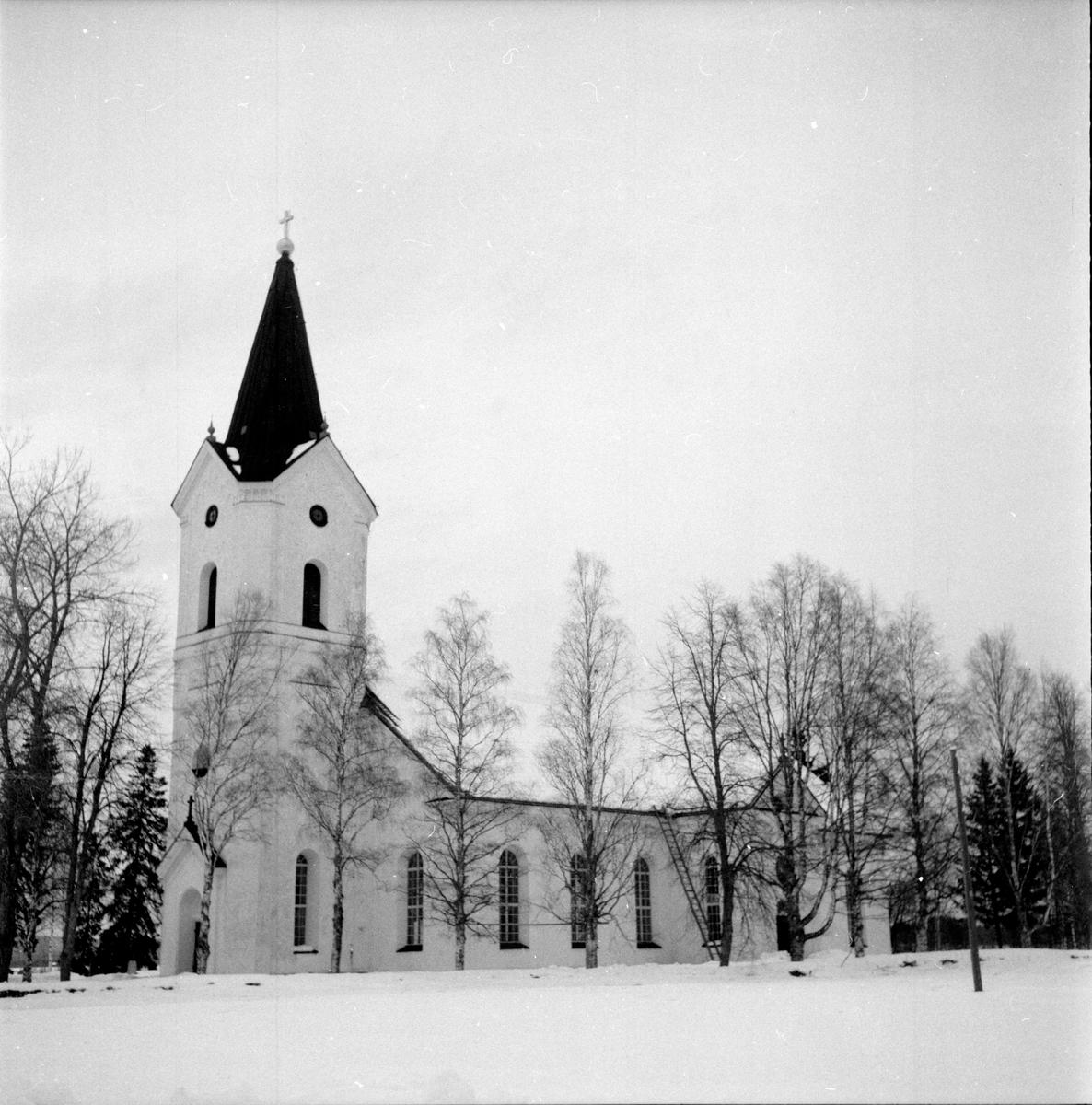 Furudal, Oronappet gör upp, 22 Febr 1959