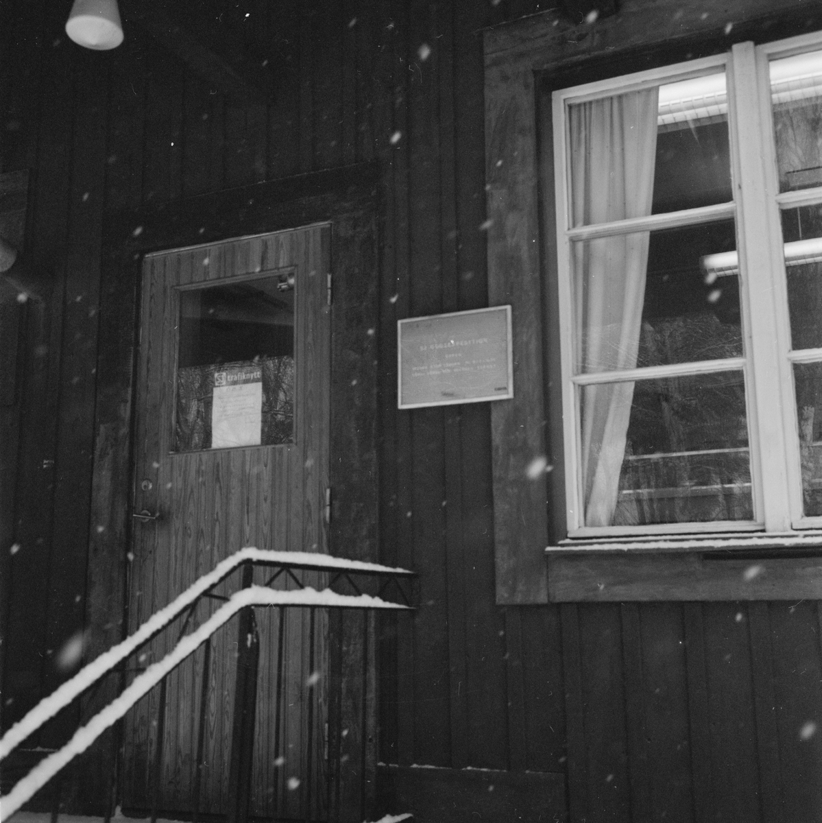 Godsmagasinet i Tierp, Uppland