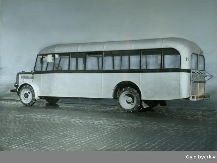 Ekebergbanens buss