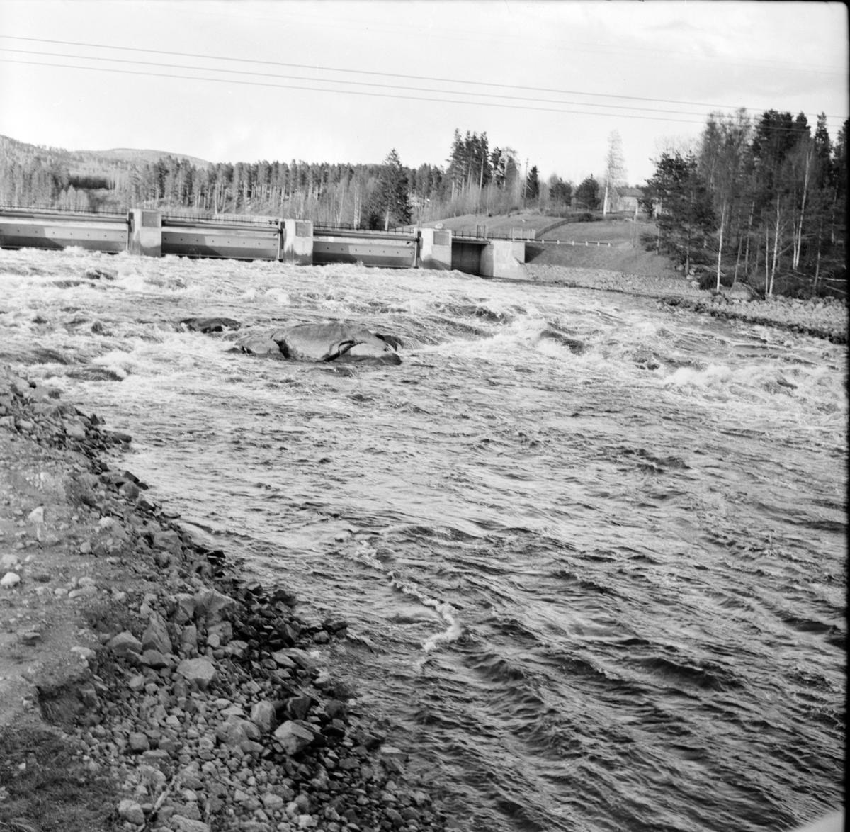 Arbrå. Scouterna i Fagernäs. Juli 1969