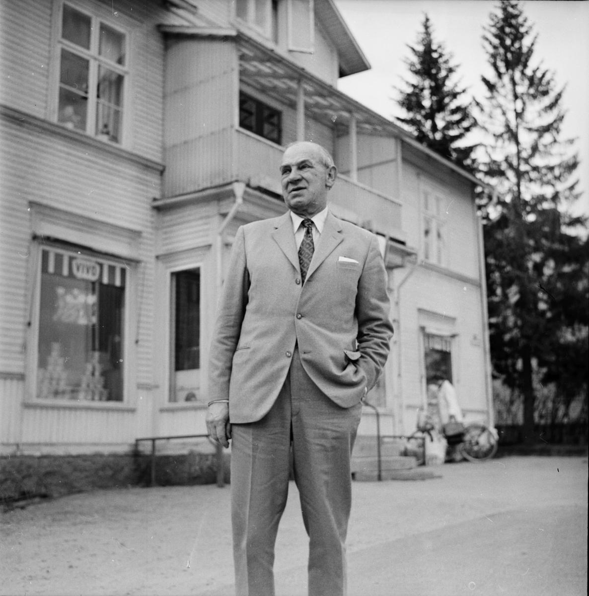 Roland Söderkvist slår igen, Maj 1972
