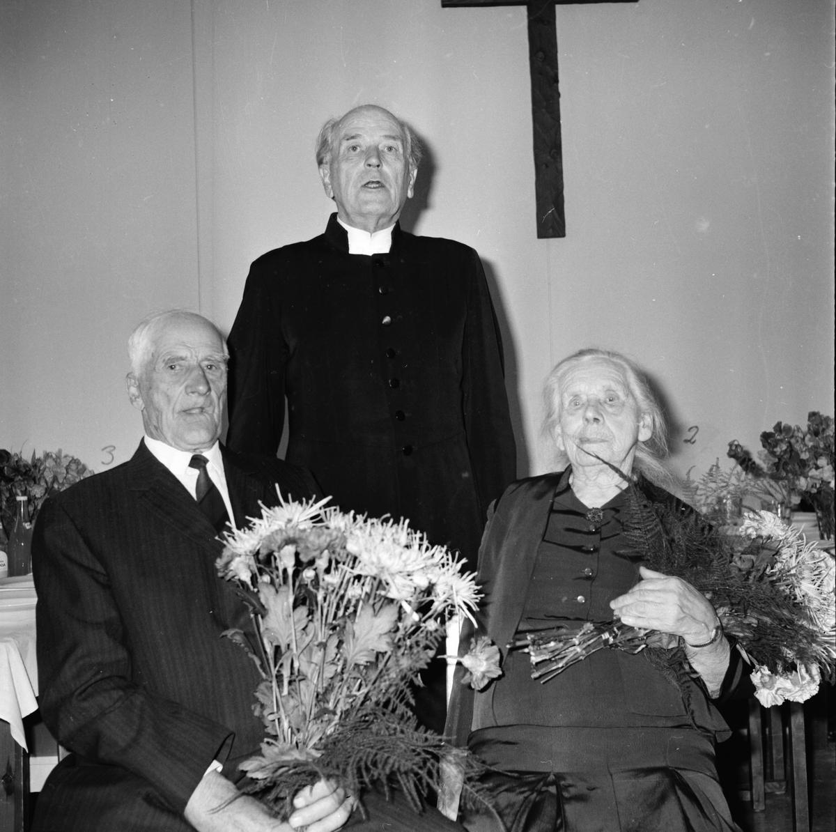 De gamlas dag. Åke Bungnér September 1972