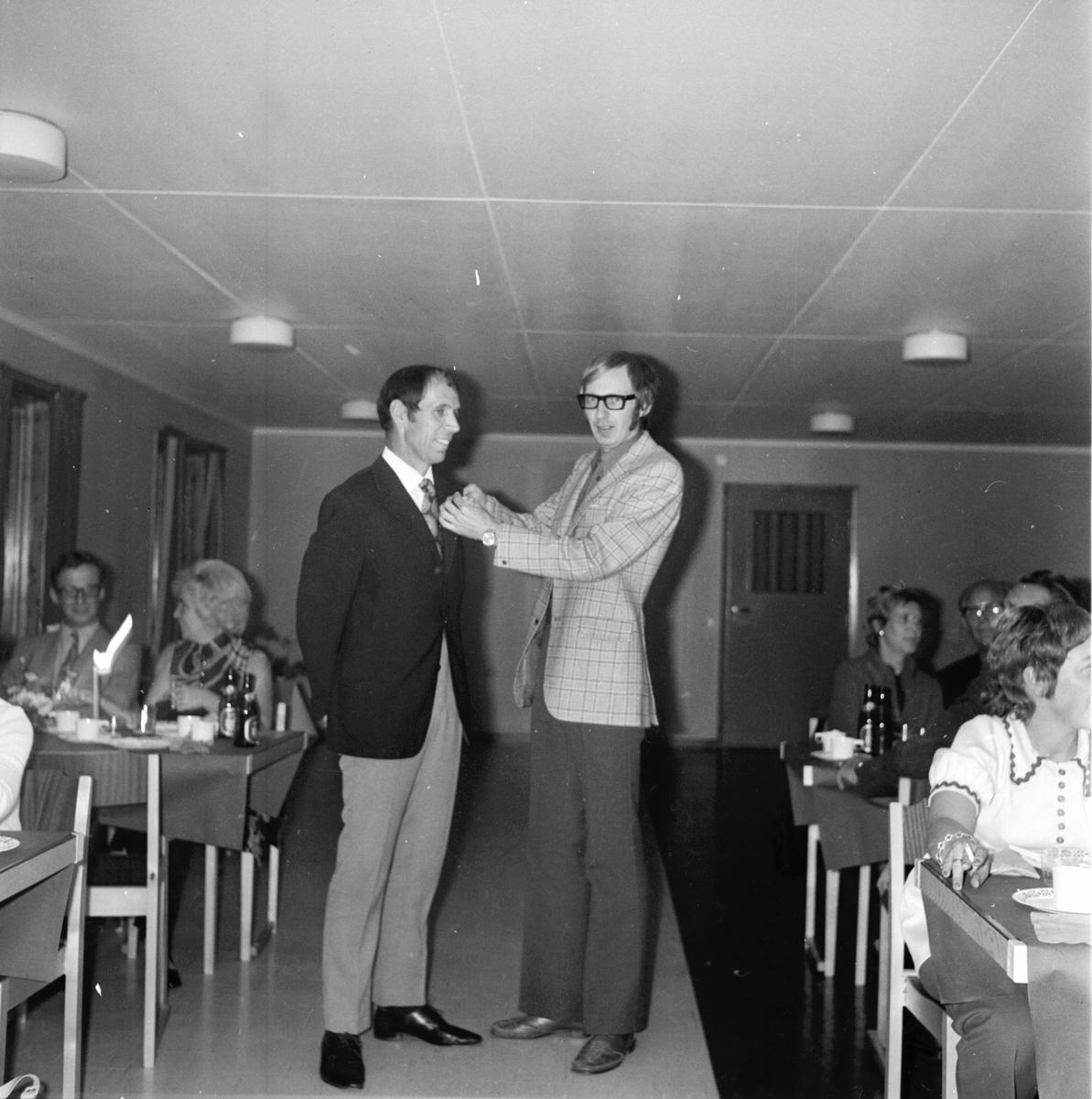 Lionsklubben. Plenar på Orfa September 1972