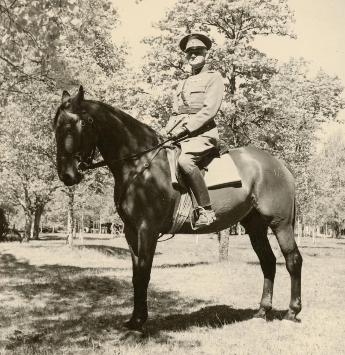 Major Gunnar Theodor Romdahl.