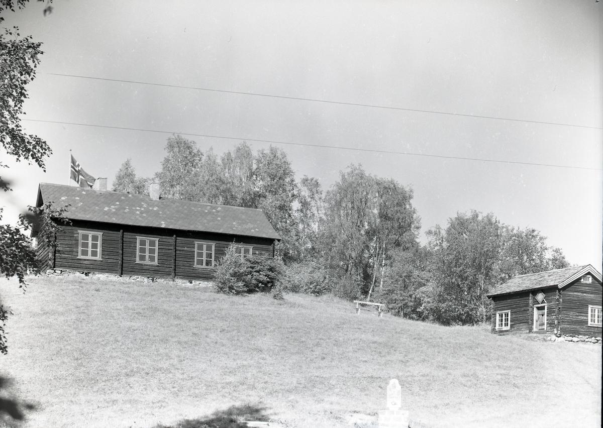 Høyne skule, Valdres Folkemuseum.