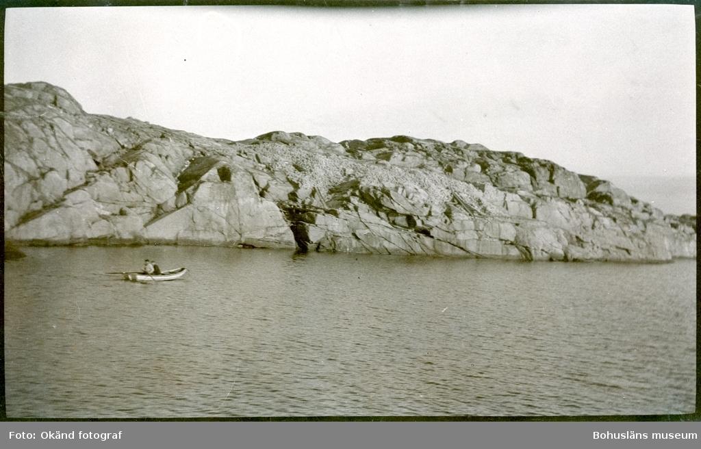 Två män i en båt