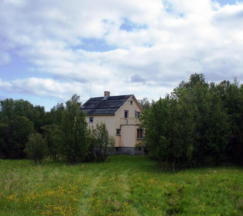 Huset fra Olderfjord (Foto/Photo)