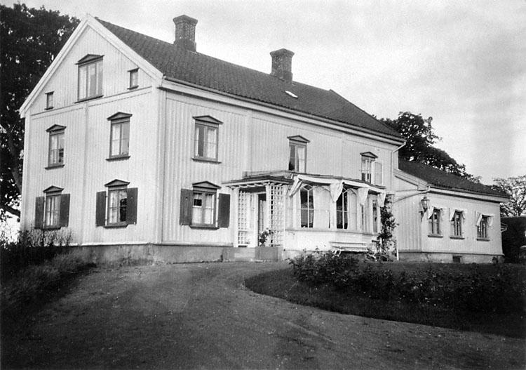 Sörviks herrgård på 1930-talet