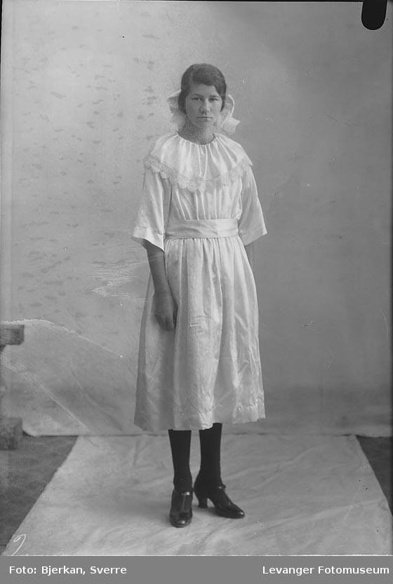 Portrett av Dagmor BergPortrett