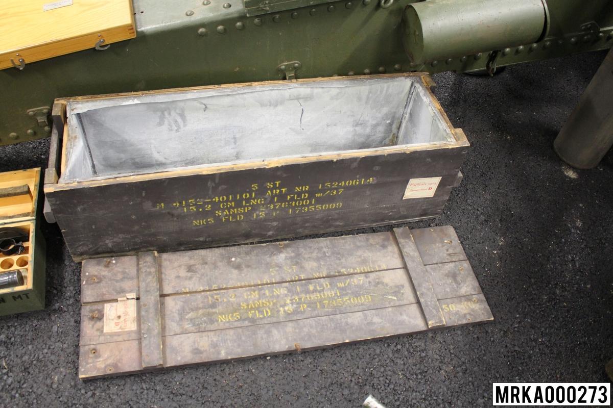 Krutlåda till 15,2 cm kanon m/37