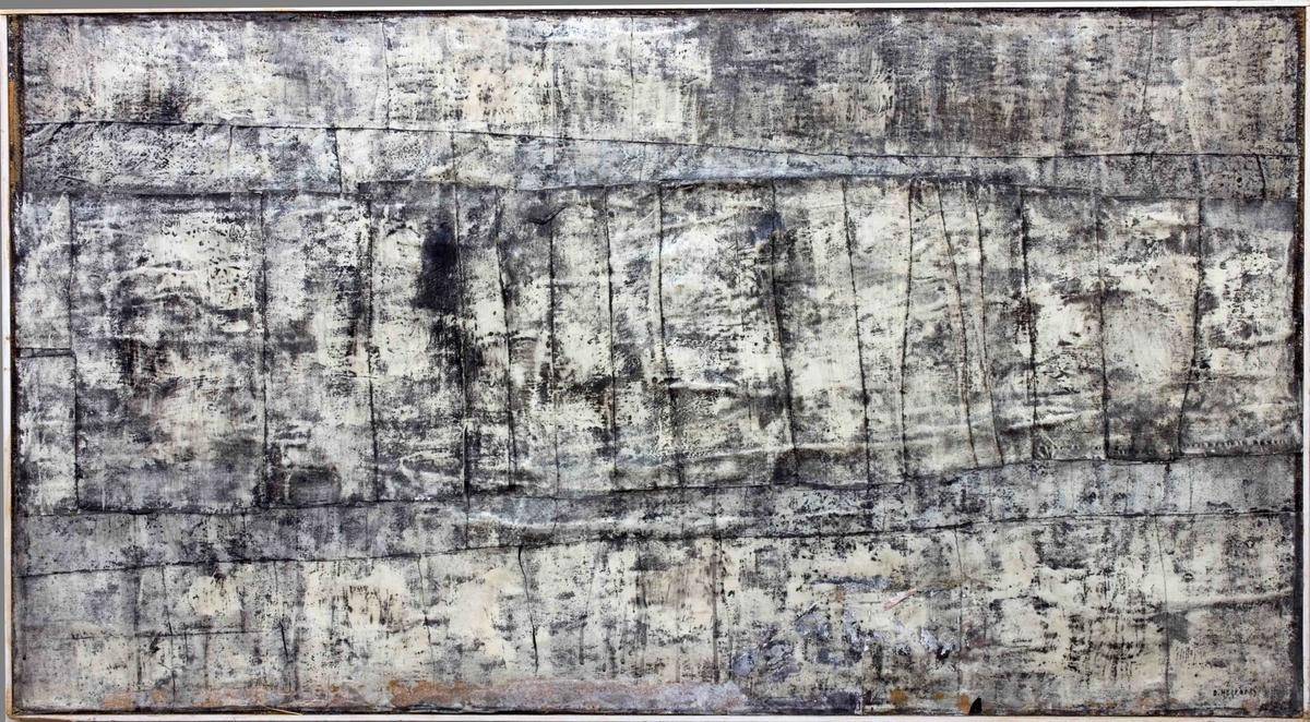 Tørr skog [Materialbilde]