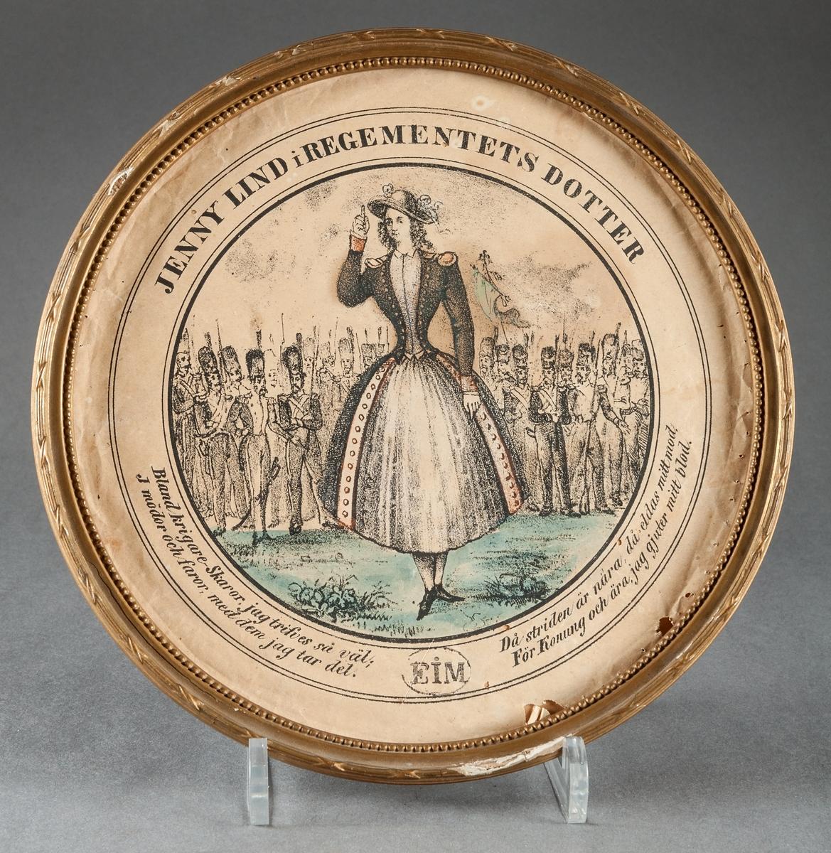 Lind, Jenny (1820 - 1887)