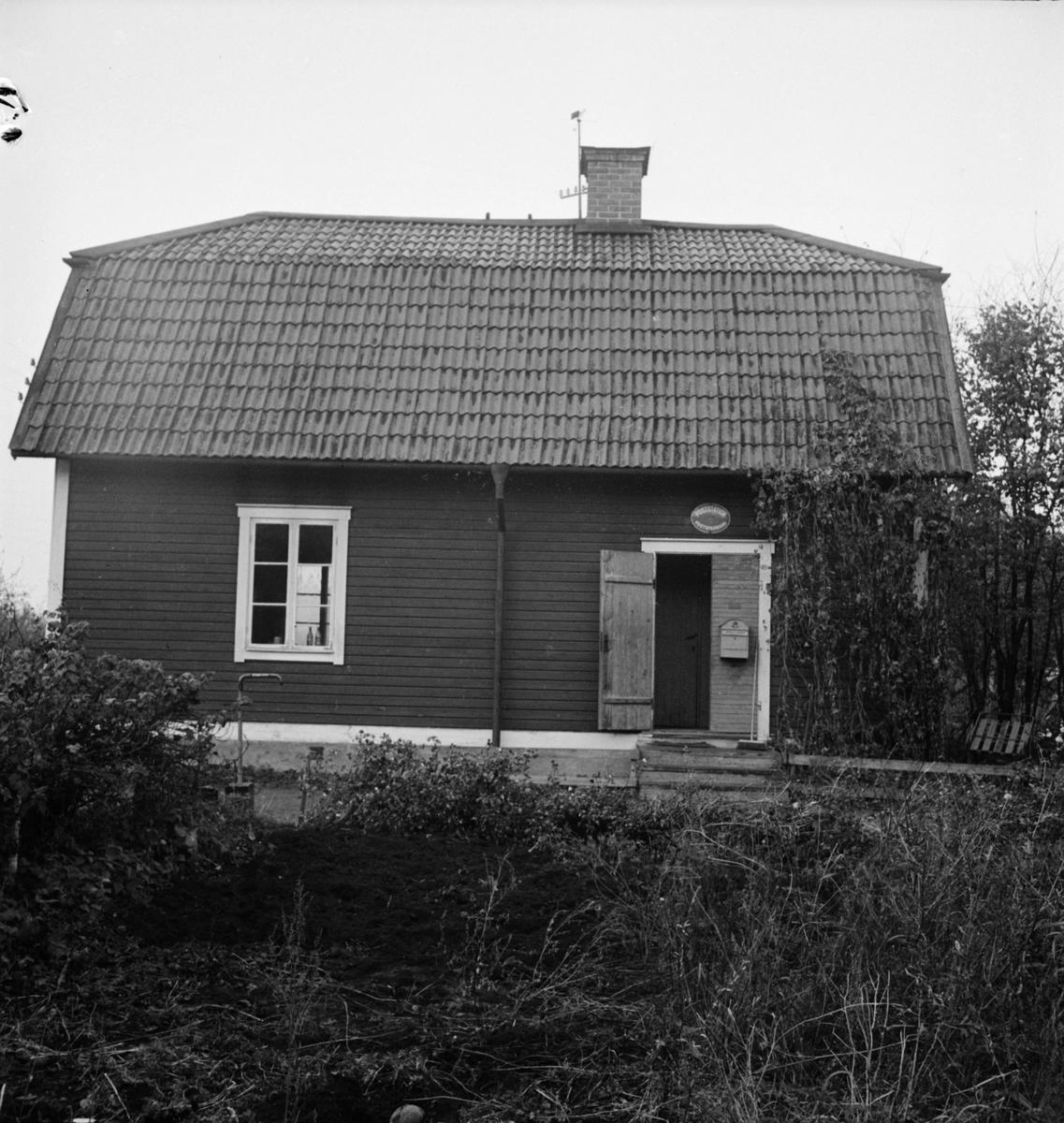 """""""Rån på posten i Viksta"""", Uppsala 1948"""