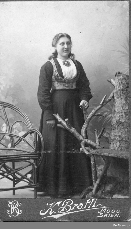 Portrett av Ingeborg Askildt