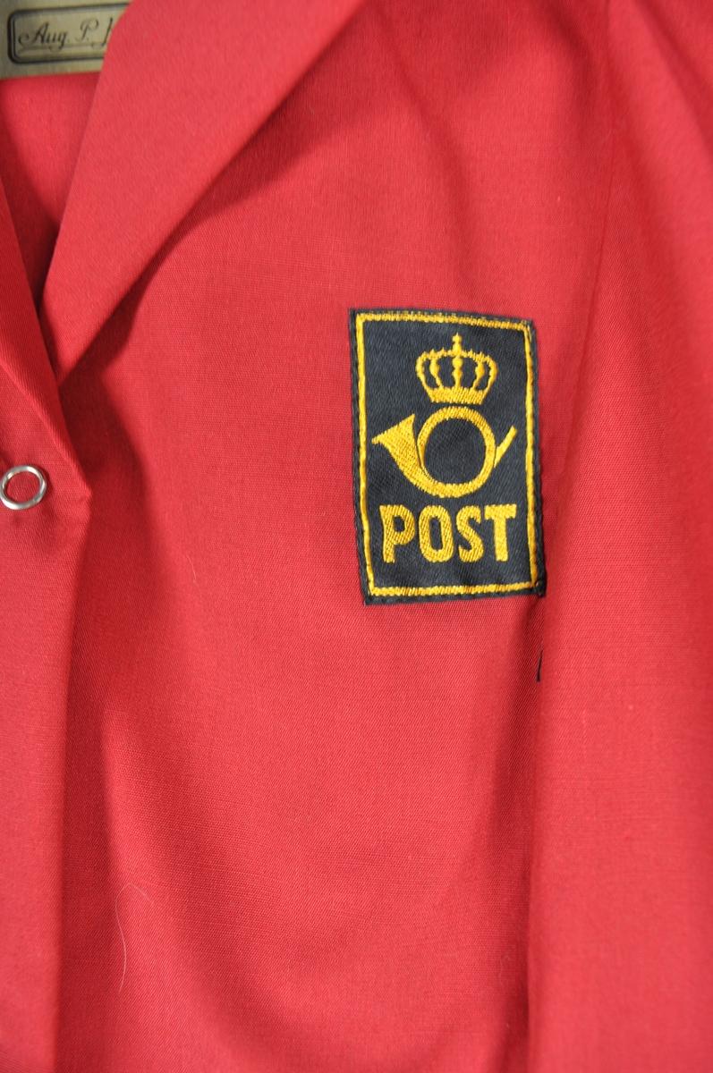 Uniform Norges Postmuseum DigitaltMuseum