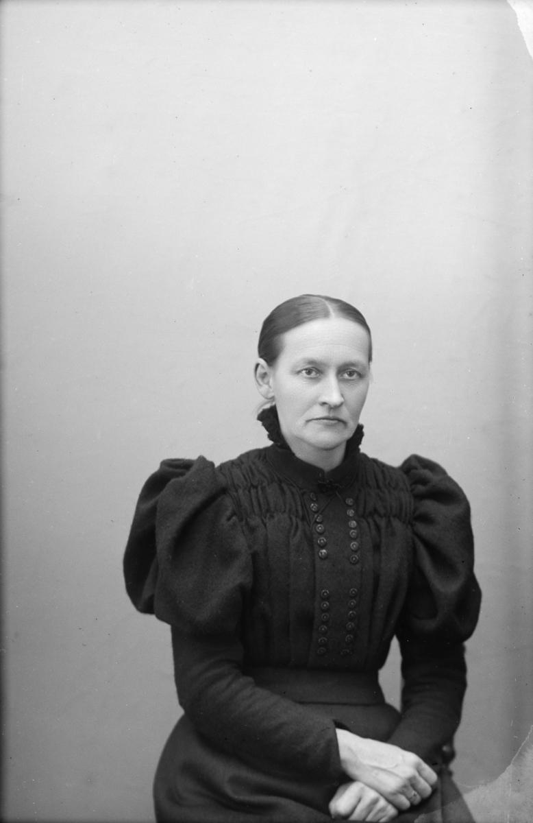 Portrett av Anna Elstad
