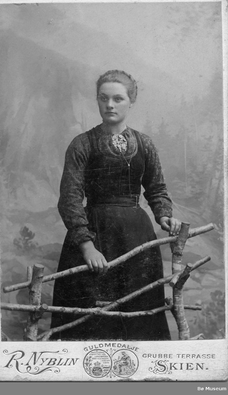 Portrett av Kjersti Sisjord
