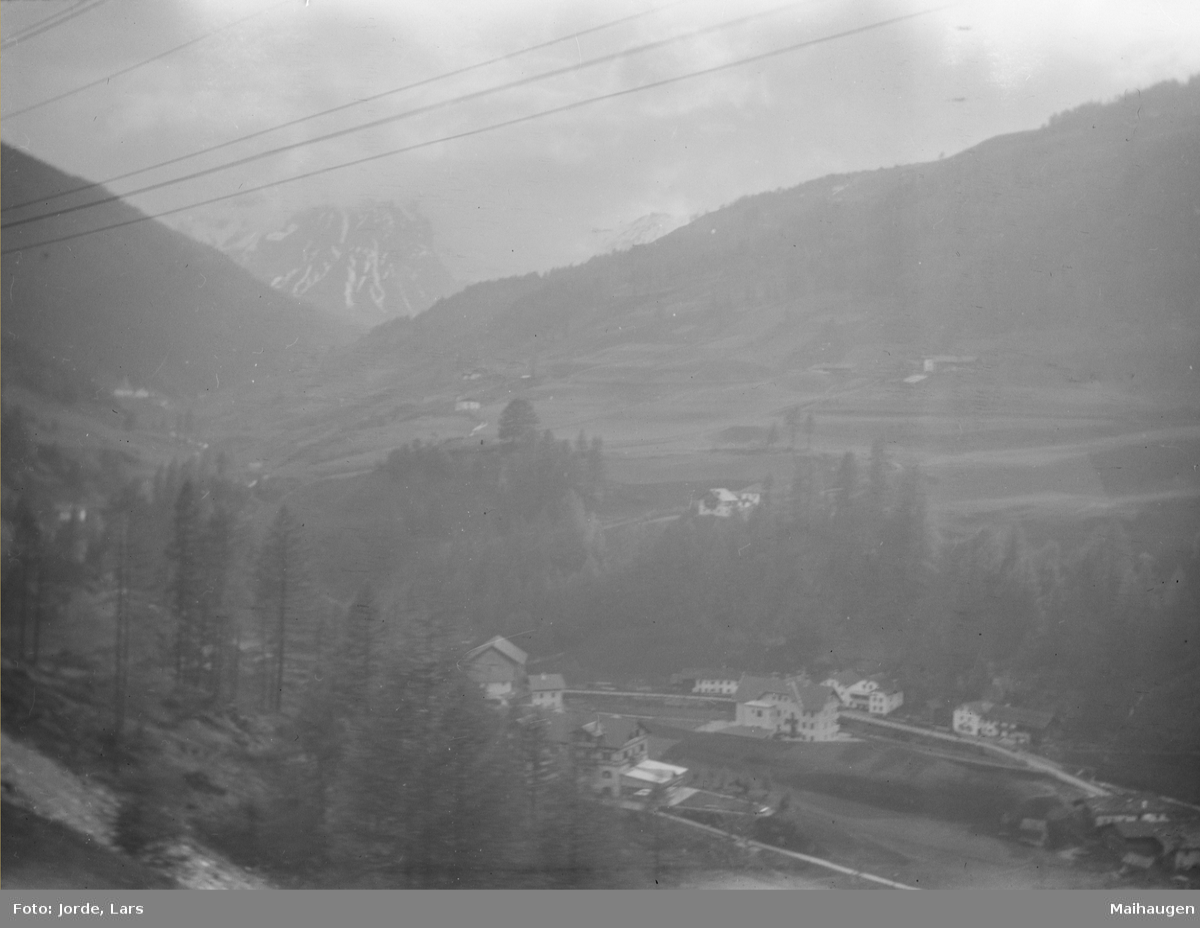 Landsby i Italia