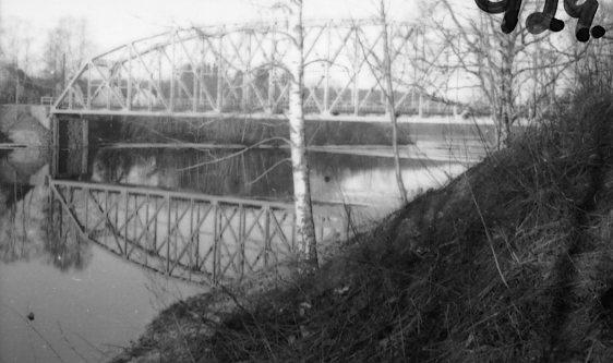 Järnvägsbron i Deje.