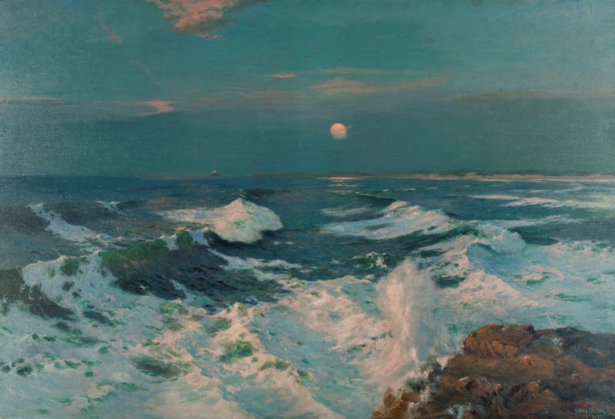 Engelsk marinmålare