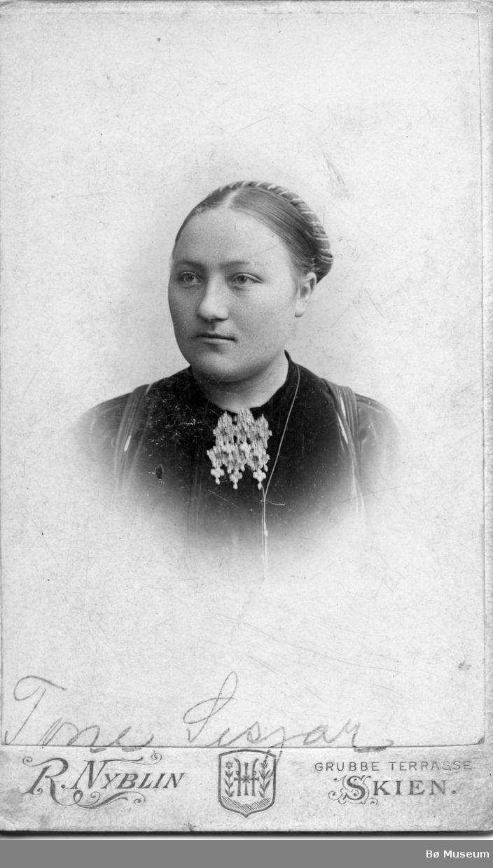 Portrett av Tone Sisjord