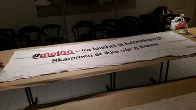 """8. mars-parole: """"#metoo"""