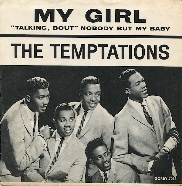The Temptations-singel fra 1964. (Foto/Photo)