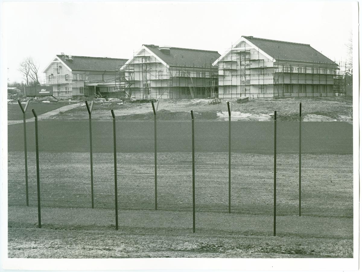Vänersborg, byggnation av kriminalvårsanstalten Brinkeberg