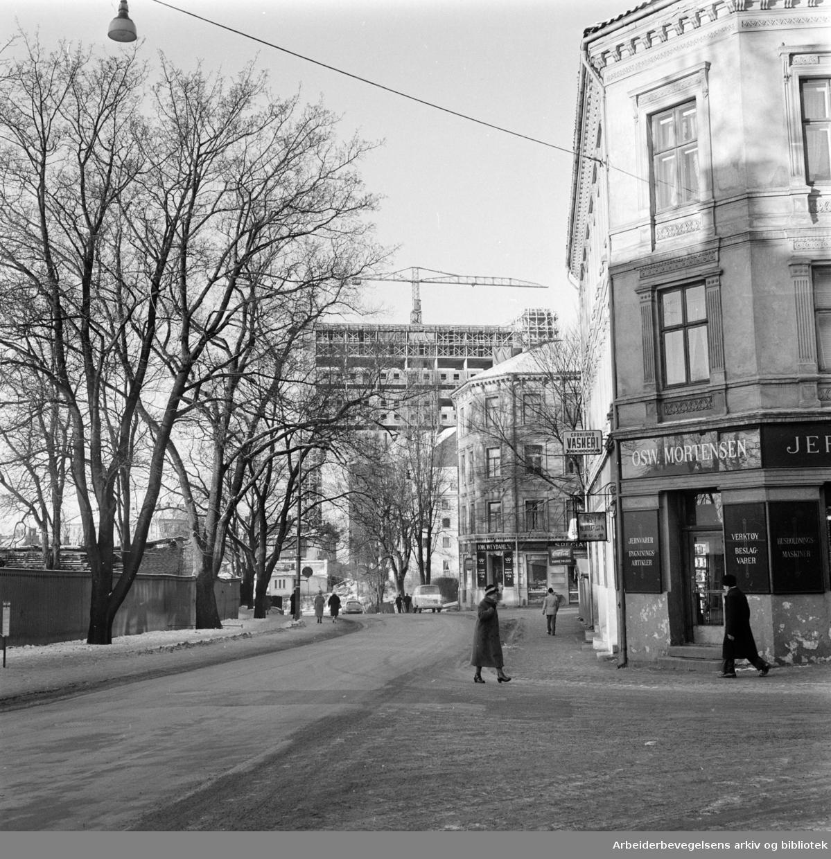 Enerhaugen. Desember1961